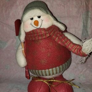 TJ Collectable Snowman